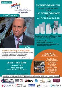 visuel conférence Medef 17 Mai 2018