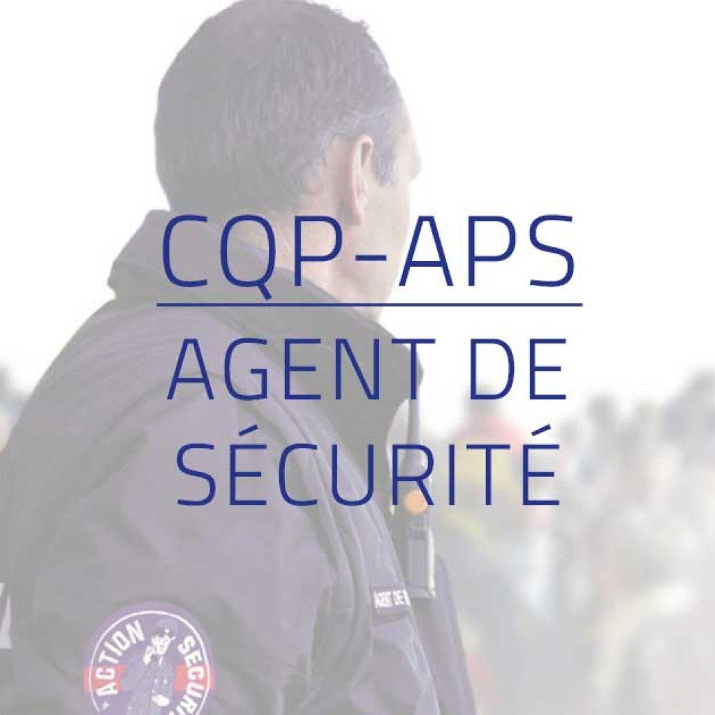 Visuel Formation CQP APS