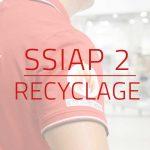 visuel Formation recyclage SSIAP 2